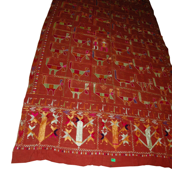 Phulkari-From Indian side of Punjab