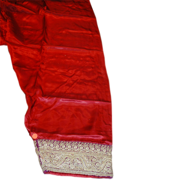 Silk Izaar - Mandvi, Jari border from Mumbai